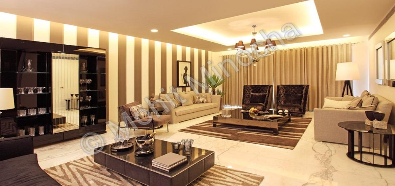 Shanti Niketan,1200 Yards,Ultra Modern Penthouse