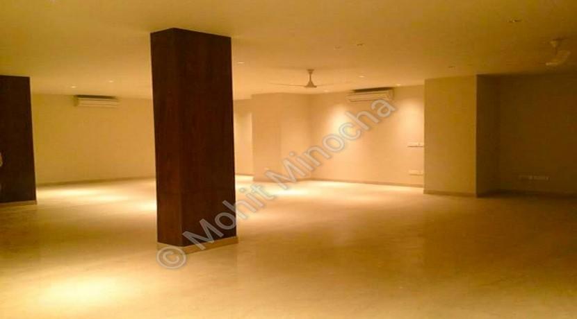 Geetanjali Enclave,360 Yards,Basement and Ground Duplex, 4 Bedrooms
