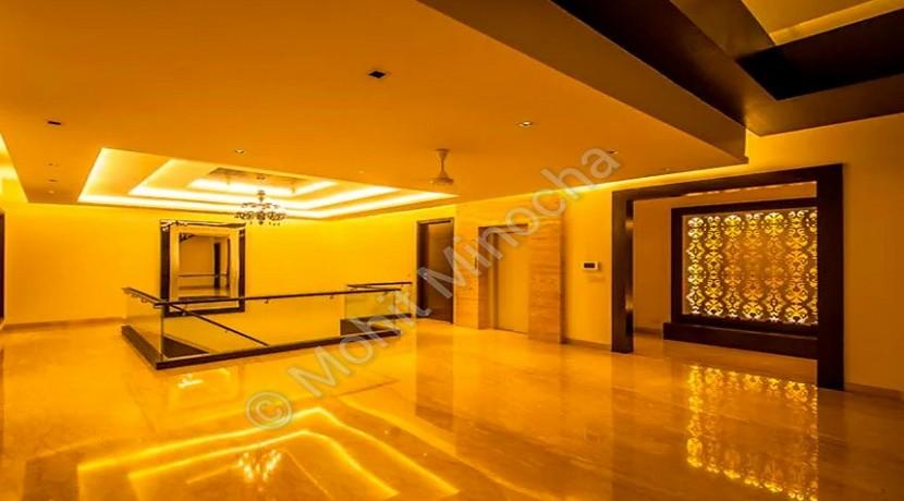 Geetanjali Enclave, 900 Yards, Park Facing, Basement Ground Duplex