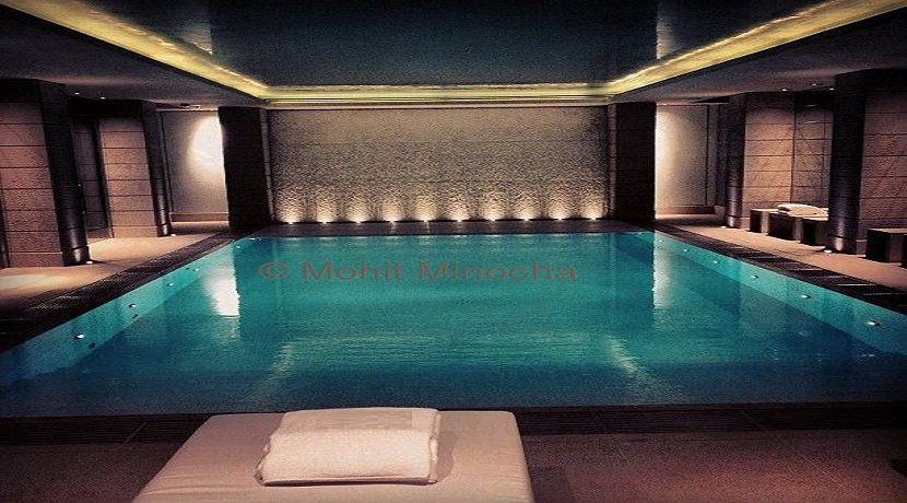 Basement Ground Duplex in Neeti Bagh, 513 Yards, Swimming Pool, Home Theatre, Spa, Sauna