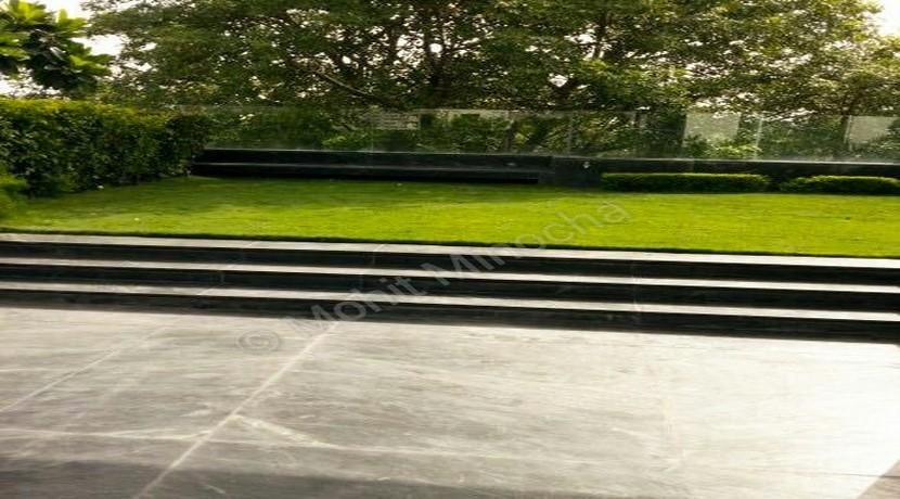 Penthouse in Gulmohar Park, 500 Yards Top Floor with Terrace Garden