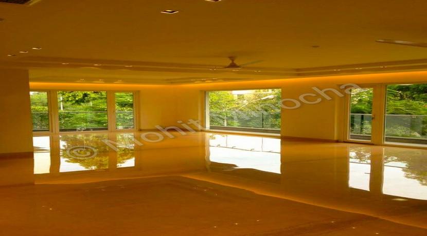 Anand Niketan, 360 Yards, Corner Park Facing Floors, 4 BHK, Basement and Ground Floor