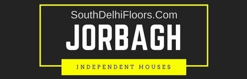 jor bagh house for sale