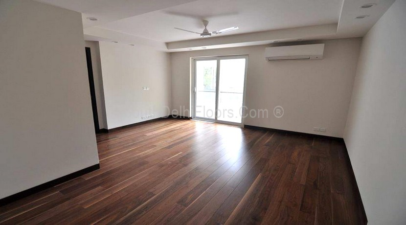 Gulmohar Park, 200 Yards First Floor, 3 Bedrooms, 3 Parkings