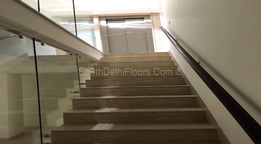 C Block Defence Colony Basement and Ground Duplex Floor 325