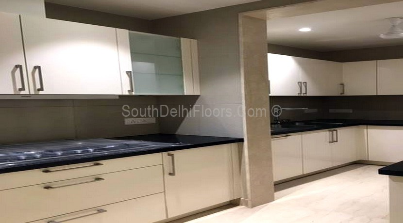 Property in Sarvpriya Vihar, 360 Yards Corner First Floor, 4 Bedrooms