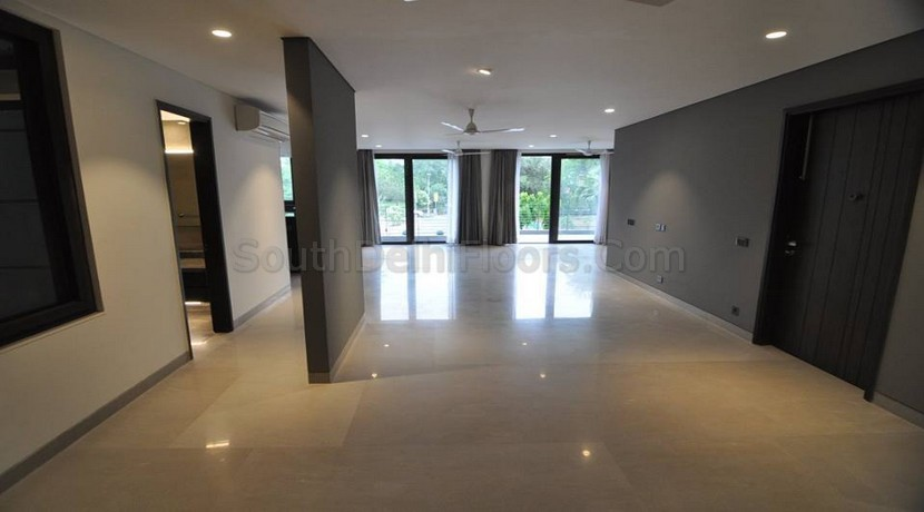 Anand Niketan, 800 Yards Basement Ground with Lawn, 4 Bedrooms