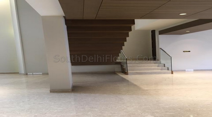 Duplex Property in Chanakyapuri, 5 Bedrooms Second and Third Duplex with Terrace