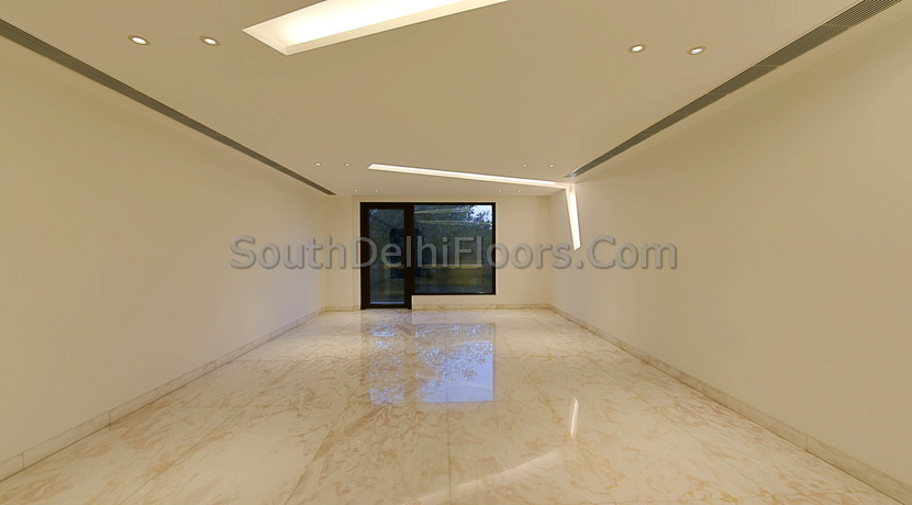 Property in Neeti Bagh, 512 Yards Second Floor, Park Facing, 4 Bedrooms