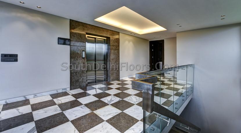 Vasant Vihar, 600 Yards, Basement and Ground Duplex