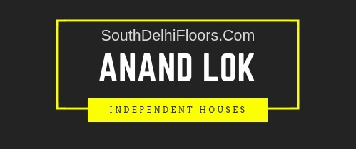 Anand Lok house for sale